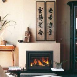 Chimeneas decorativas con dise os exclusivos en barcelona - Accesorios para chimeneas decorativas ...